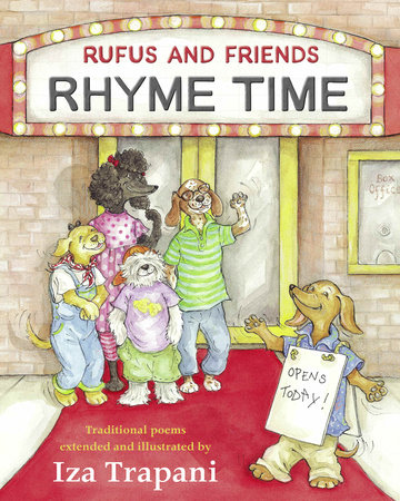 Rufus and Friends: Rhyme Time by