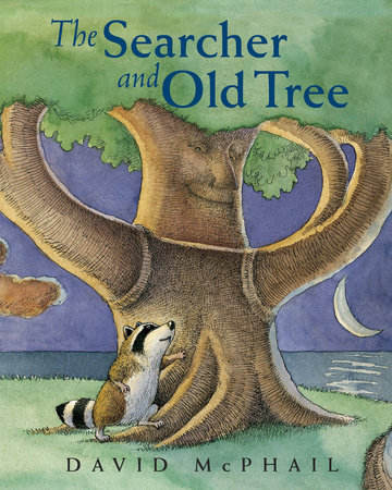 The Searcher and Old Tree by