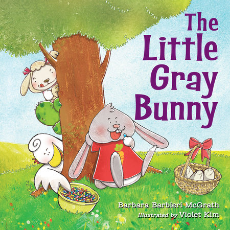 The Little Gray Bunny by Barbara Barbieri McGrath