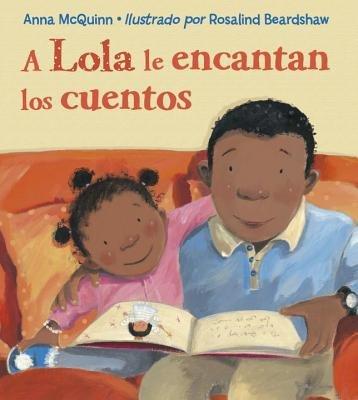 A Lola le encantan los cuentos by