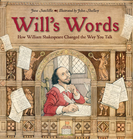 Will's Words: A Book Review shakespeare news The Shakespeare Standard theshakespearestandard.com shakespeare plays list play shakespeare