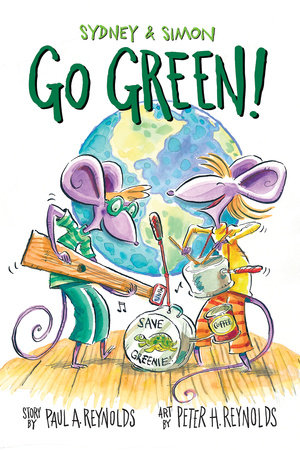 Sydney & Simon: Go Green! by