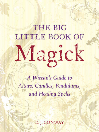 The Big Little Book of Magick by