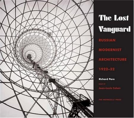 Lost Vanguard by Richard Pare