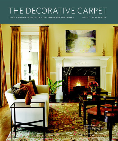 The Decorative Carpet by Alix G. Perrachon