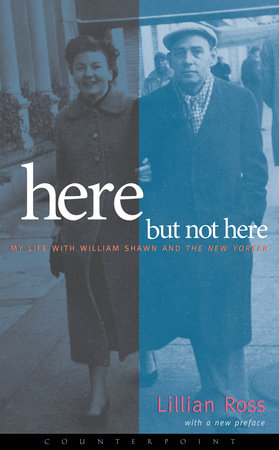 Cover art for Here But Not Here