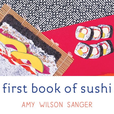 First Book of Sushi by