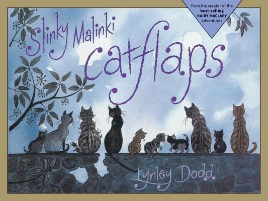 Slinky Malinki Catflaps by