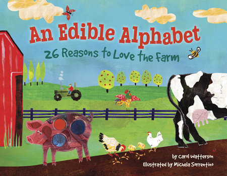 An Edible Alphabet by Carol Watterson