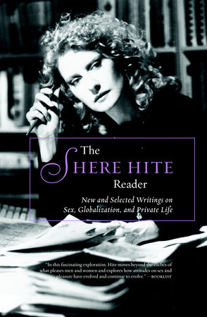 The Shere Hite Reader by Shere Hite