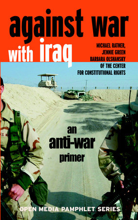 Against War with Iraq by