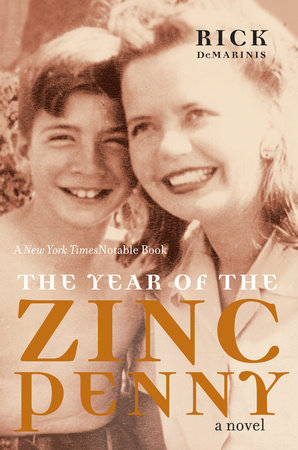 The Year of the Zinc Penny by