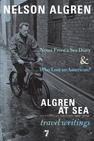 Algren at Sea by