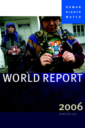 Human Rights Watch World Report 2006 by