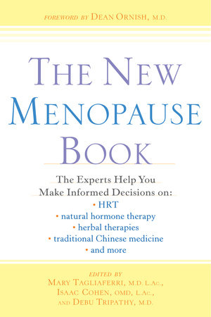 The New Menopause Book