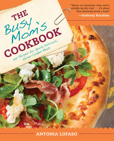 The Busy Mom's Cookbook