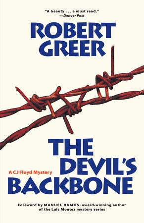 The Devil's Backbone by Robert Greer