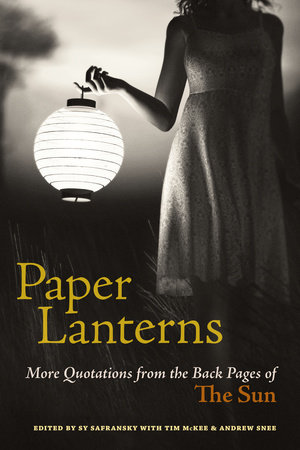 Paper Lanterns by