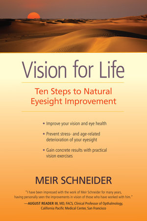 Vision for Life by Meir Schneider