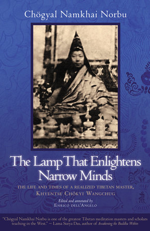 The Lamp That Enlightens Narrow Minds by