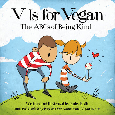 V Is for Vegan by