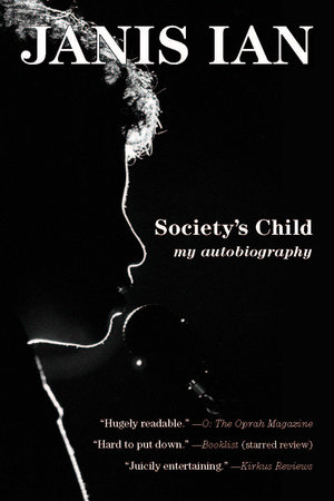 Cover of Society's Child: My Autobiography