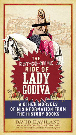 The Not-So-Nude Ride of Lady Godiva