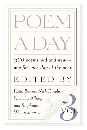 Poem a Day, Vol. 3