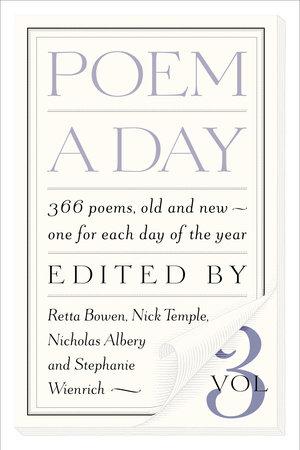 Poem a Day, Vol. 3