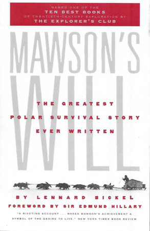 Mawson's Will by