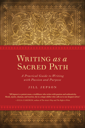 Writing as a Sacred Path by
