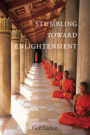 Stumbling Toward Enlightenment by Geri Larkin