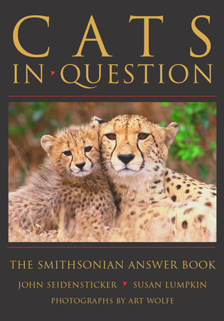 Cats in Question by Susan Lumpkin and John Seidensticker