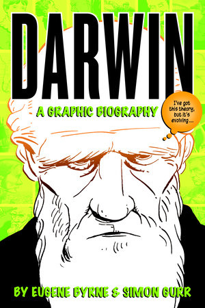 Darwin by Eugene Byrne