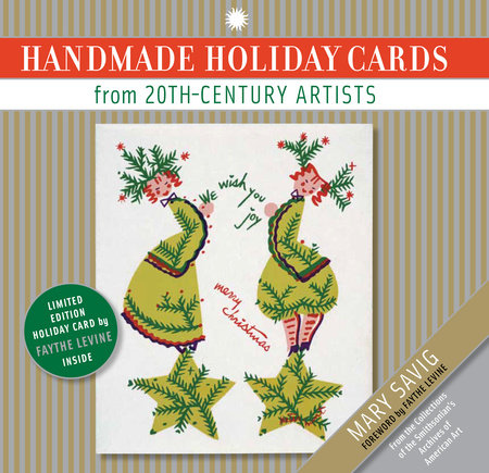 Handmade Holiday Cards from 20th-Century Artists by