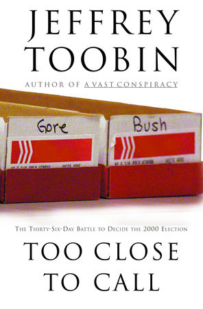 Too Close to Call book cover