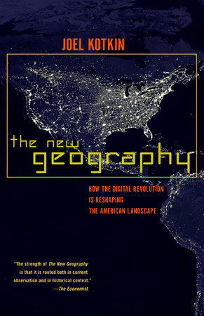 The New Geography by