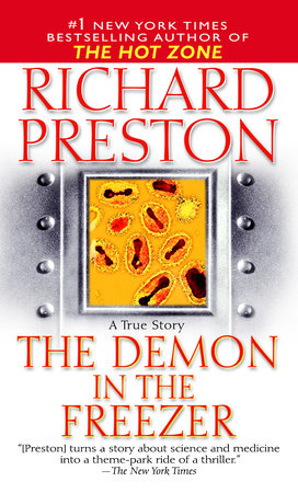 The Demon in the Freezer by Richard Preston