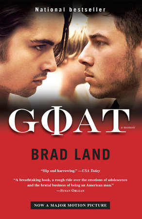 Goat by Brad Land