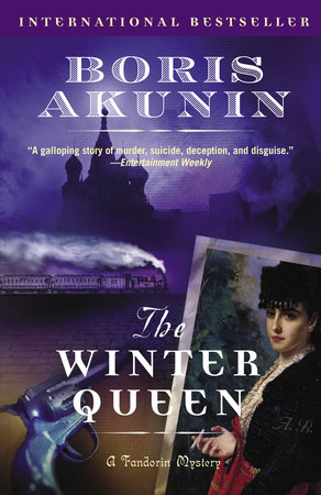 The Winter Queen by Boris Akunin