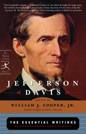 Jefferson Davis: The Essential Writings by