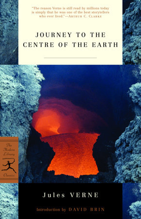 Journey to the Centre of the Earth by