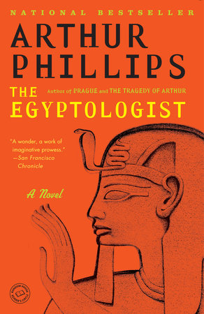The Egyptologist by