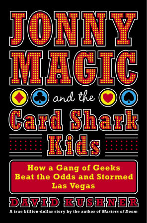 Jonny Magic and the Card Shark Kids by