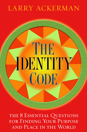 The Identity Code by Laurence Ackerman