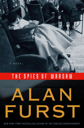 The Spies of Warsaw by