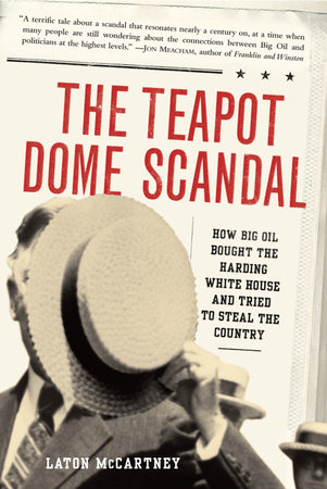 The Teapot Dome Scandal by