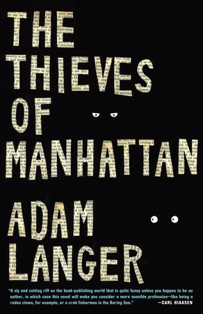 The Thieves of Manhattan by