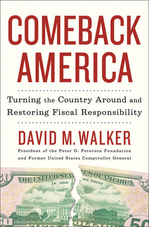 Comeback America by David Walker