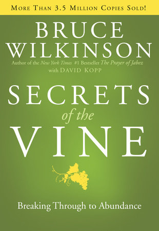 Secrets of the Vine by
